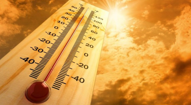 Air conditioning can help prevent heat stroke